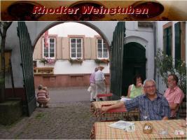 Foto 14 SÜDLICHE WEINSTRASSE   -   Ferienappartement -Tel. 06323 / 6721