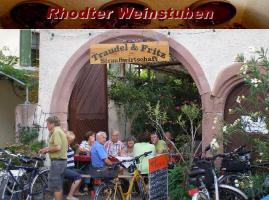 Foto 16 SÜDLICHE WEINSTRASSE   -   Ferienappartement -Tel. 06323 / 6721