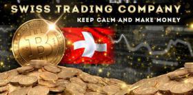 SWISS CRYPTO TRADING Profit bis 2,3% täglich