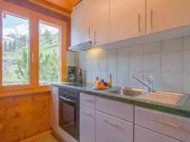 kleine, separate Küche