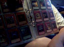 Foto 8 Sämtliche seltene Yu-Gi-Oh! Karten gegen X-Säbel Monster, Zauber und Fallen