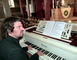 Trauung Piano Klavier mit Saenger