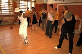 Samba Tanzkurse in Berlin