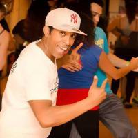 Samba Tanzkurse in Berlin mit Ailton Silva