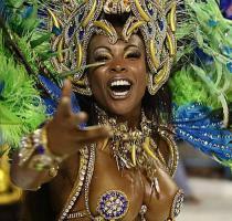 Foto 2 Samba Unterricht mit Profistänzer Ailton Silva