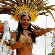 Foto 4 Samba Unterricht mit Profistänzer Ailton Silva