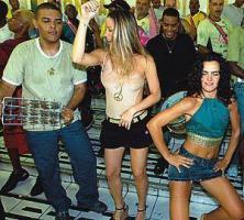 Foto 5 Samba Unterricht mit Profistänzer Ailton Silva