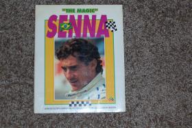 Sammelkarten von Ayrton Senna