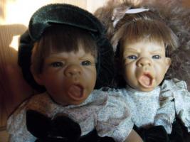 Sammler- Puppen zu verk.