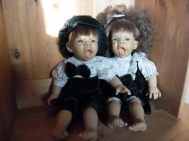 Foto 2 Sammler- Puppen zu verk.