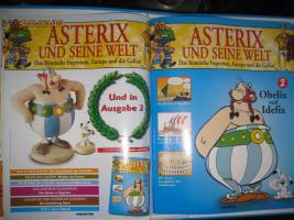 Foto 3 Sammlung : ASTERIX UND SEINE FREUNDE   1 bis 11