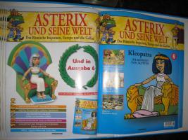 Foto 7 Sammlung : ASTERIX UND SEINE FREUNDE   1 bis 11