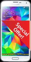 Samsung Galaxy S5 16GB € 329 (Zz)