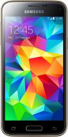 Samsung Galaxy S5 mini Smartphone (4,5 Zoll (11,4 cm) Touch-Display, 16 GB Speicher, Android 4.4) gold