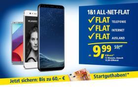 Foto 2 Samsung Galaxy S8  1&1  Smartphones ab 0, –€!* + bis zu 60, –€ Startguthaben