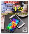 Samsung S5 Styled Phone HDC Galaxy Octacore nur  85 - Video anschauen ! !