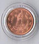 San Marino 1 Euro Cent '' 2004 '' !