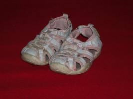 Sandaletten für Mädchen Größe 21
