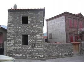Saniertes Natursteinhaus auf Lesvos / Griechenland