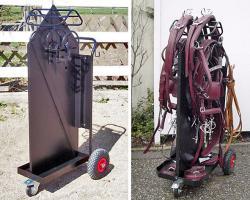 Foto 3 Sattel - Caddy machen es einfacher !