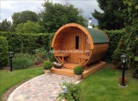 Foto 22 Sauna Pod und Camping Pod in massiver 58 mm Premium Wandstärke, viele Größen und Ausführungen, ..