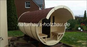 Foto 24 Sauna Pod und Camping Pod in massiver 58 mm Premium Wandstärke, viele Größen und Ausführungen, ..