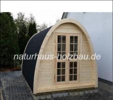 Foto 5 Sauna Pod, Campingpod, Schlaffass, Campingfass, Fass Sauna, Fasssauna, Sauna