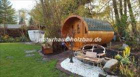 Foto 23 Sauna Pod, Campingpod, Schlaffass, Campingfass, Fass Sauna, Fasssauna, Sauna