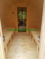 Foto 26 Sauna Pod, Campingpod, Schlaffass, Campingfass, Fass Sauna, Fasssauna, Sauna