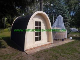 Foto 28 Sauna Pod, Campingpod, Schlaffass, Campingfass, Fass Sauna, Fasssauna, Sauna