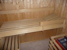 Saunaeinrichtung In Dachsenhausen Elementsauna Sauna