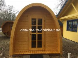 Foto 10 Saunapod, Sauna Pod, Fasssauna, Saunafass, Gartensauna, Aussensauna
