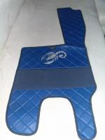 Foto 7 Scania R Reihe Kompletset 16 Teile Blau Mit Logo