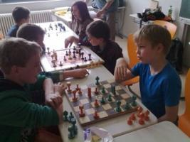 Foto 2 Schach-Fans, aufgepasst!
