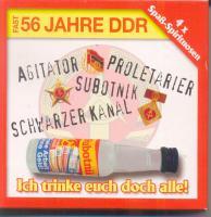 Foto 2 Schachtel mit 4 Fläschchen DDR-Likör (je 20 ml)
