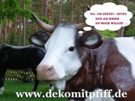 Schatzy glaubst Du net das Wir auch ne Deko Kuh kaufen sollten ...