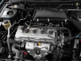 Foto 4 Schlachtfest (Motor, Getriebe etc.) Nissan Primera 1.6 (P11)