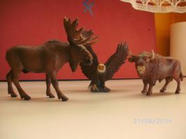 Foto 2 Schleich Wildtiere