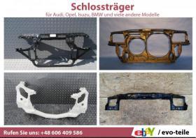 Schlossträger für Audi, Opel, Isuzu, BMW u. viele andere Modelle