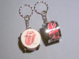Schlüsselanhänger Drum – The Rolling Stones