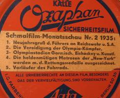 Foto 2 Schmalfilm Monatsschau Nr. 2 1935
