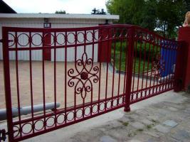 Schmiedezäune, Tore vom Hersteller inkl. Lieferung und Montage