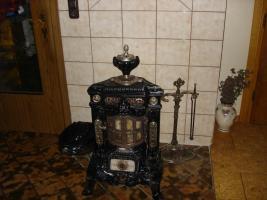 Foto 2 Schmuckstück antiker Ofen