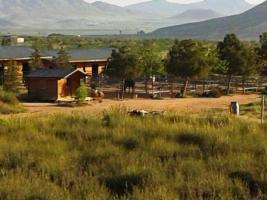 Foto 4 *Schnäppchen* 2 Häuser und Pferderanch auf 138000 qm Grundstück günstig zu verkaufen!