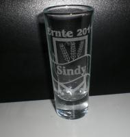 Foto 4 Schnapsglas - Likörglas mit Gravur
