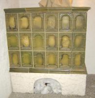 Foto 5 #Schnellbausatz Kachelofen, #grün, #nie benutzt