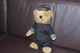 Schöner Claridges Teddybär zu verkaufen