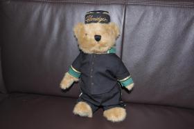 Foto 2 Schöner Claridges Teddybär zu verkaufen