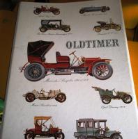 Schönes Briefpapier ''Oldtimer''