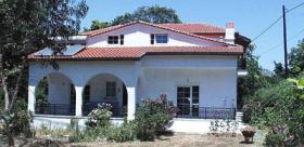 Schoenes Landhaus auf Samothraki/Griechenland